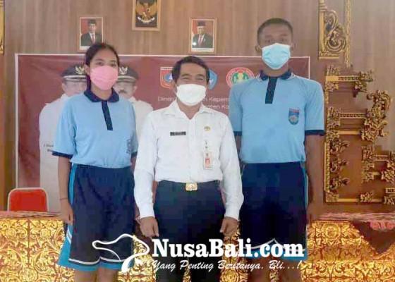 Nusabali.com - disdikpora-karangasem-rekrut-21-calon-paskibraka