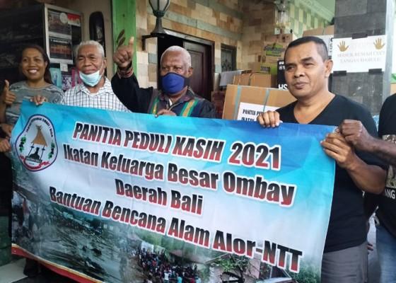 Nusabali.com - ikb-ombay-bali-kirim-bantuan-ke-alor