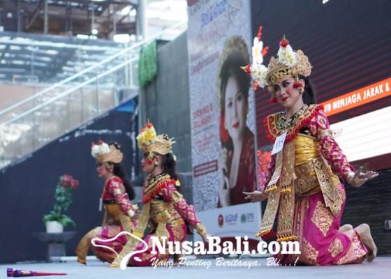 Nusabali.com - 24-penari-ikuti-lomba-tari-bali-ngawerdiang-taksu-bali