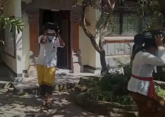Nusabali.com - bpbd-gelar-simulasi-bencana-gempa-bumi-dan-tsunami