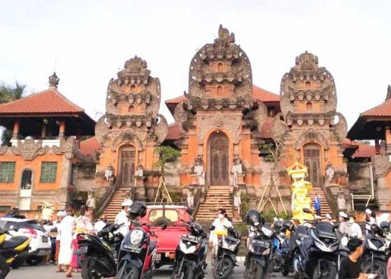 Nusabali.com - keanggunan-gelung-balai-budaya