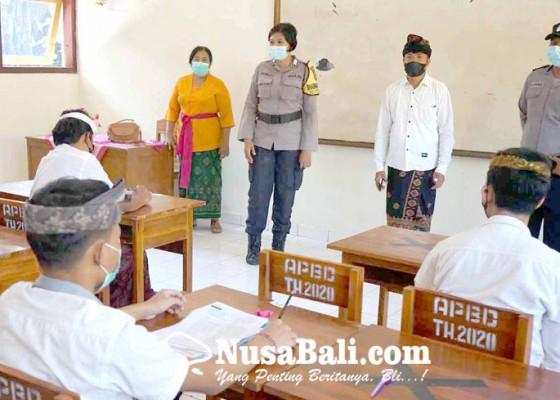 Nusabali.com - us-smp-terapkan-protokol-kesehatan