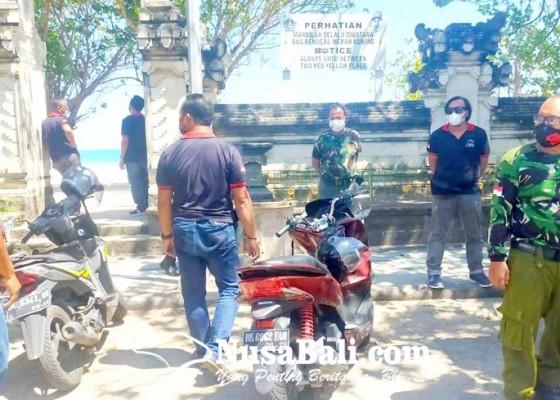 Nusabali.com - petugas-gabungan-kembali-sidak-pedagang-bermotor