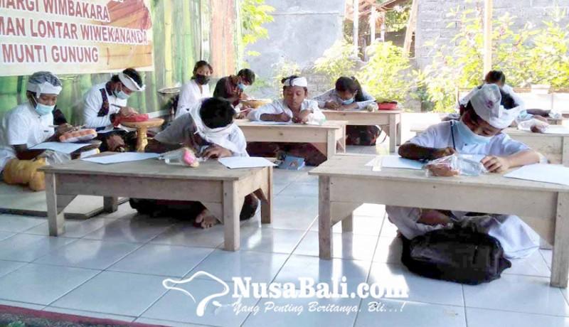 www.nusabali.com-pasraman-lontar-wiwekananda-umumkan-jayanti-wimbakara