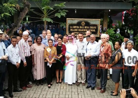 Nusabali.com - pondok-pesantren-bali-bina-insani-wujud-toleransi-umat-beragama-di-tabanan