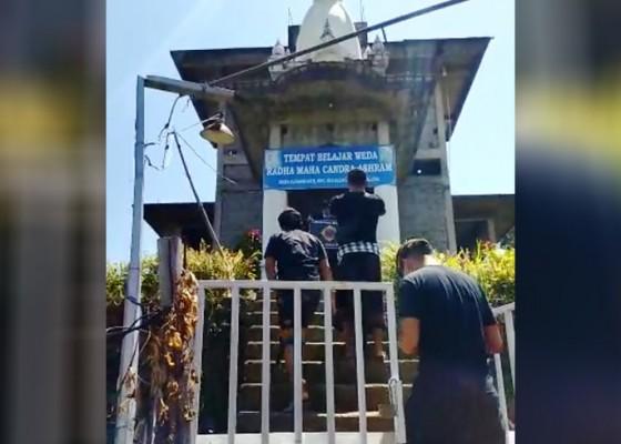 Nusabali.com - ashram-hare-krishna-di-desa-alasangker-buleleng-ditutup