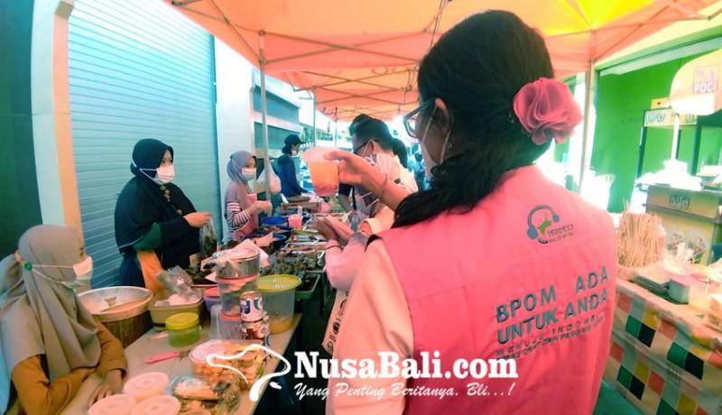 www.nusabali.com-bbpom-uji-20-sampel-makanan-di-dusun-wanasari