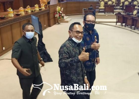 Nusabali.com - dprd-bali-pemprov-sepakat-surati-presiden