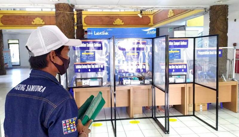 www.nusabali.com-kkp-gilimanuk-siapkan-tes-genose