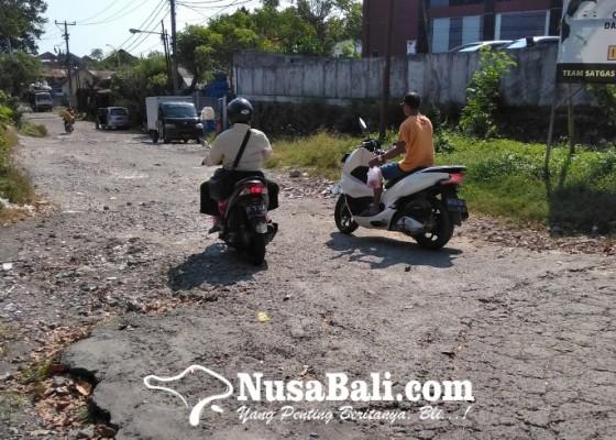 Nusabali.com - dewan-minta-pemerintah-selesaikan-permasalahan-jalan-karya-makmur