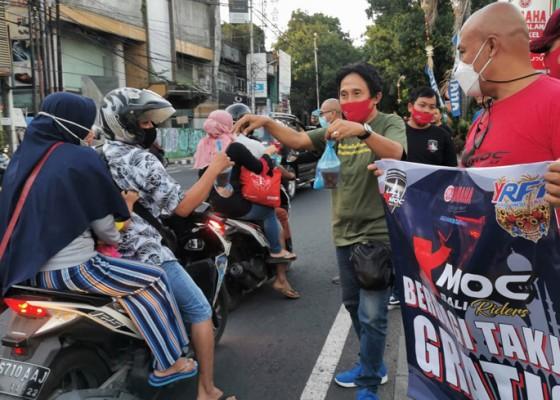 Nusabali.com - keren-cara-komunitas-otomotif-xmoc-bali-rawat-kebhinekaan