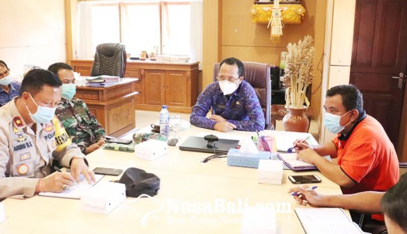 www.nusabali.com-pengawasan-isolasi-mandiri-di-desa-diperketat