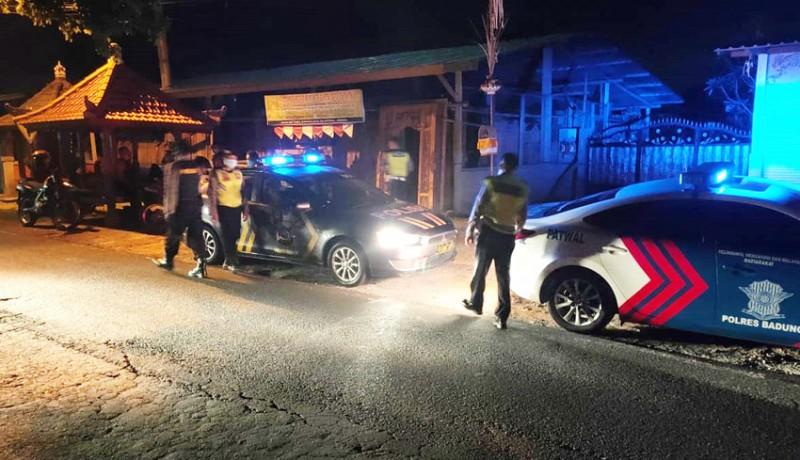 www.nusabali.com-polres-badung-gelar-operasi-biru-antisipasi-peningkatan-kriminalitas