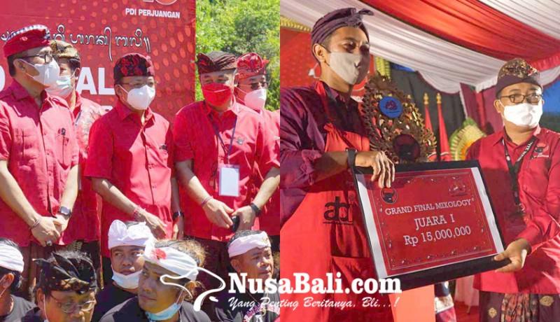 www.nusabali.com-peserta-asal-gianyar-juarai-lomba-mixologi-arak-se-bali