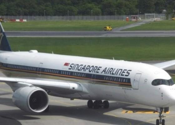 Nusabali.com - penerbangan-singapore-airlines-batal