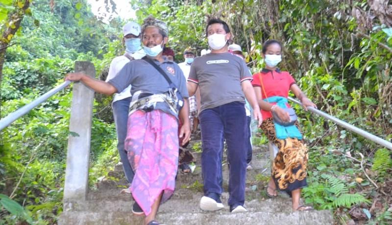 www.nusabali.com-pemkab-dukung-pengembangan-potensi-wisata-spiritual-desa-bakas