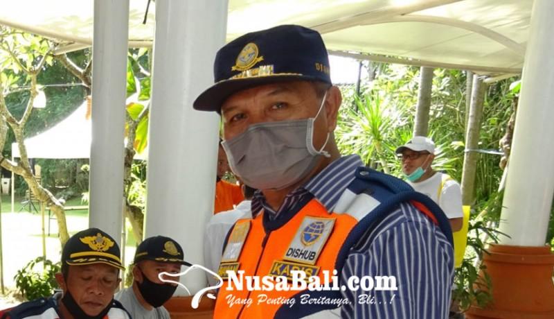 www.nusabali.com-dishub-denpasar-bangun-3-posko-antisipasi-larangan-mudik