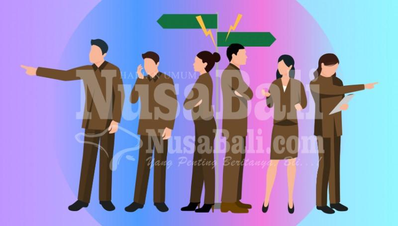 www.nusabali.com-pengalihan-eselon-iv-masih-dipetakan