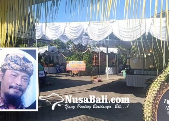Nusabali.com - dewan-penasihat-spiritual-lbs-kapak-jimbaran-meninggal-dunia