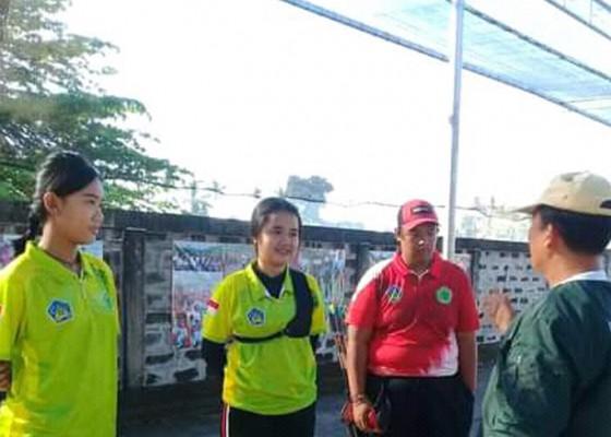 Nusabali.com - atlet-panahan-minim-latihan-bersama