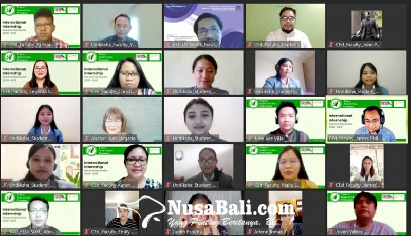 www.nusabali.com-undiksha-gelar-plp-luar-negeri-secara-virtual