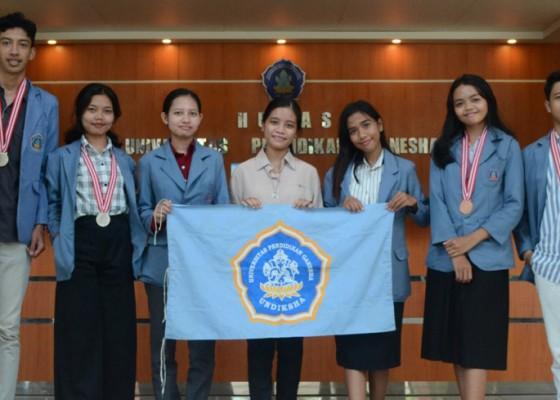 Nusabali.com - undiksha-sabet-6-medali-di-ajang-ipitex-2021-bangkok