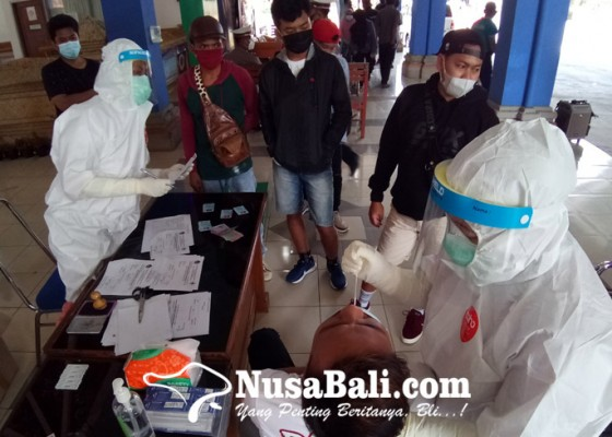 Nusabali.com - seorang-pemudik-positif-covid-19