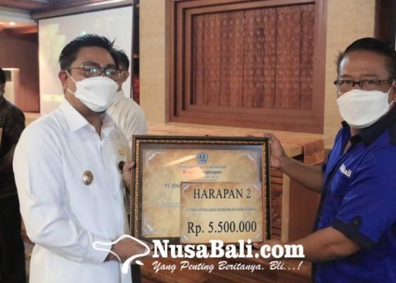 Nusabali.com - nusabali-masuk-daftar-lima-perusahaan-terbaik