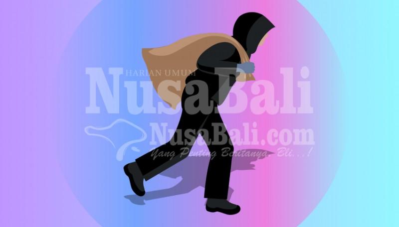 www.nusabali.com-biayai-pengobatan-ortu-karyawan-nekat-embat-kabel-rp-200-juta