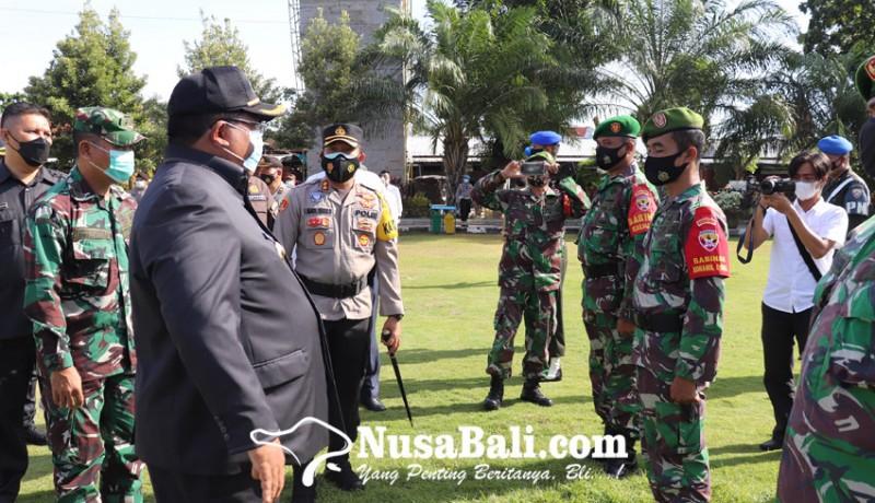 www.nusabali.com-personel-gabungan-dikerahkan-dalam-pengamanan-operasi-ketupat-agung-2021