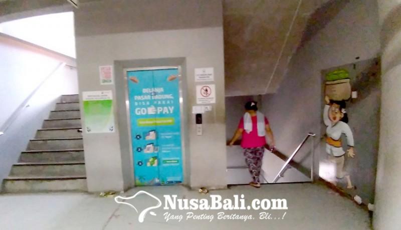 www.nusabali.com-enam-lift-di-pasar-badung-rusak-sejak-tahun-lalu