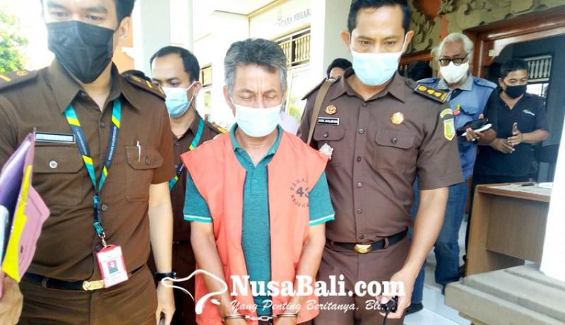 www.nusabali.com-ketua-bumdes-pucaksari-ditahan