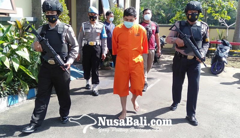 www.nusabali.com-nyuri-besi-baja-pemborong-nakal-dibui