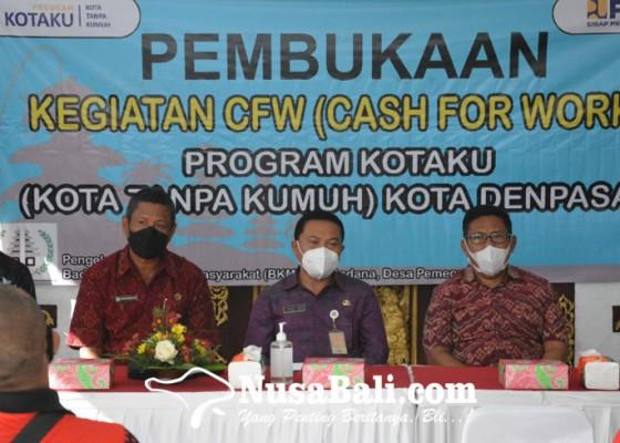 Nusabali.com - proyek-kotaku-libatkan-warga-terdampak-pandemi