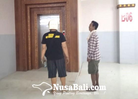 Nusabali.com - 2-pengunjung-pasar-terjebak-30-menit