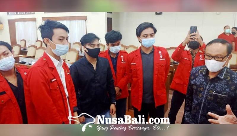 www.nusabali.com-gmni-minta-dprd-bali-bersikap-tegas