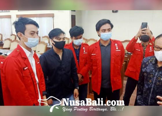 Nusabali.com - gmni-minta-dprd-bali-bersikap-tegas