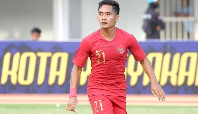 www.nusabali.com-kadek-agung-cetak-gol-di-game-internal