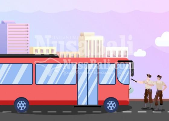 Nusabali.com - larangan-mudik-pengguna-jalan-tol-diprediksi-turun-15-persen