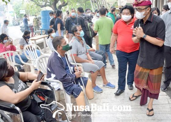 Nusabali.com - denpasar-rampungkan-vaksinasi-465-penyandang-disabilitas