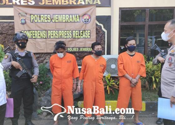 Nusabali.com - lagi-pemalsu-rapid-test-diringkus