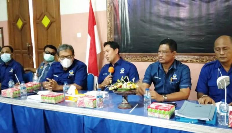 www.nusabali.com-sekwil-winata-bangga-capaian-e-kta-dpd-klungkung