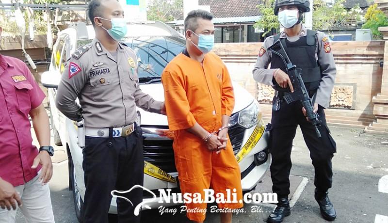 www.nusabali.com-viral-di-medsos-pelaku-tabrak-lari-akhirnya-tertangkap