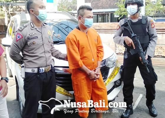 Nusabali.com - viral-di-medsos-pelaku-tabrak-lari-akhirnya-tertangkap