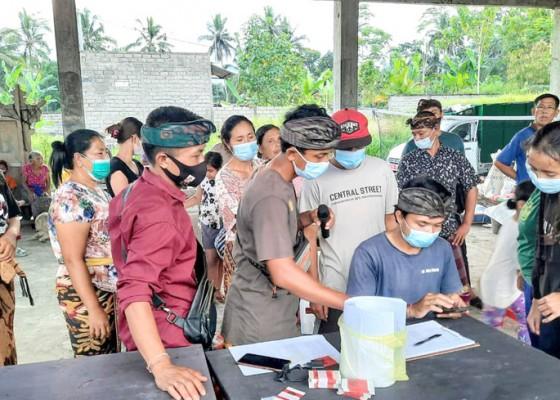 Nusabali.com - desa-adat-benawah-bangun-bank-sampah