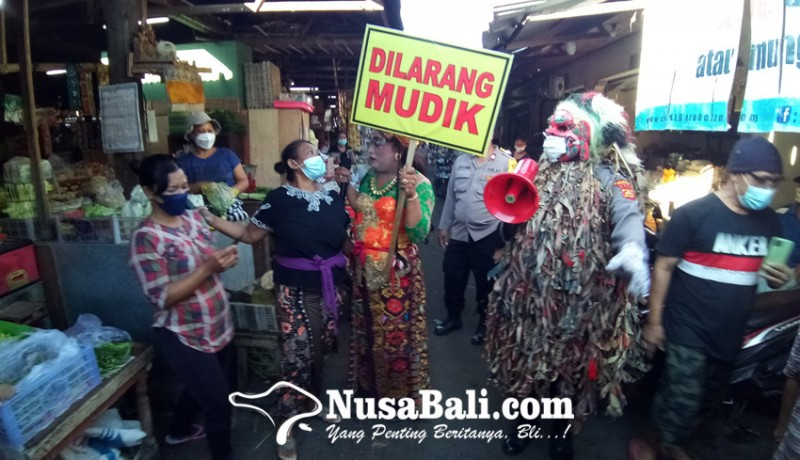 www.nusabali.com-celuluk-ingatkan-warga-untuk-tidak-mudik
