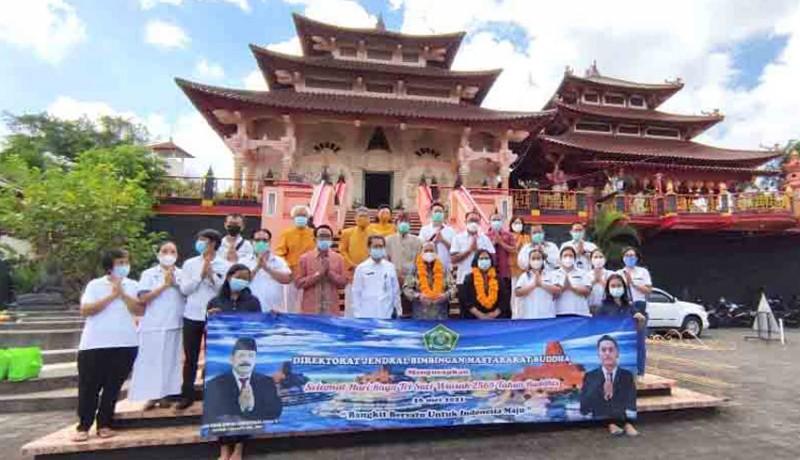 www.nusabali.com-dirjen-bimas-budha-kunjungi-klungkung