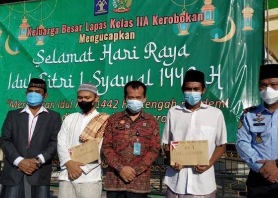 Nusabali.com - 801-narapidana-di-bali-dapat-remisi-hari-raya-idul-fitri