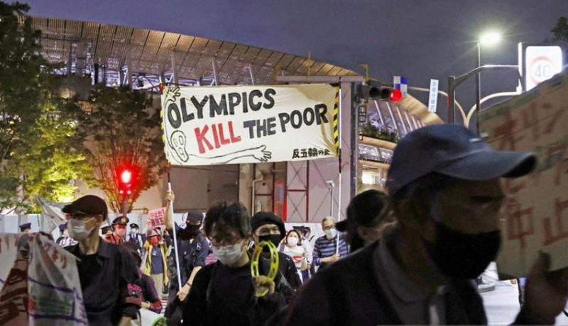www.nusabali.com-petisi-tolak-olimpiade-diajukan-ke-pemerintah-tokyo