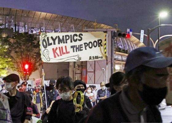 Nusabali.com - petisi-tolak-olimpiade-diajukan-ke-pemerintah-tokyo